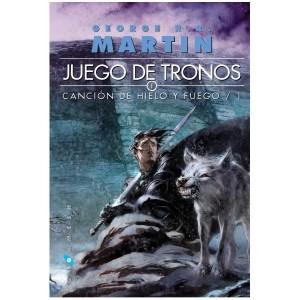 Libros de Juego de Tronos – George R.R. Martin (Saga completa ...